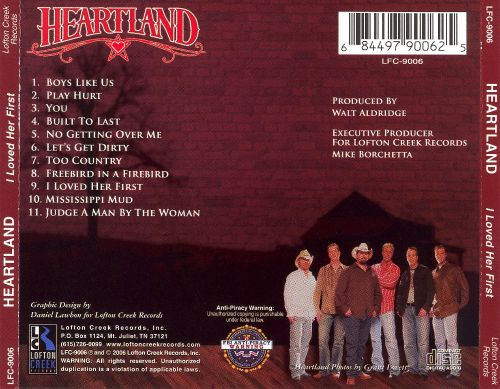 I Loved Her First - Heartland | Songs, Reviews, Credits ...