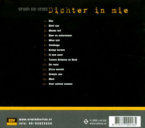 Dichter in Mie