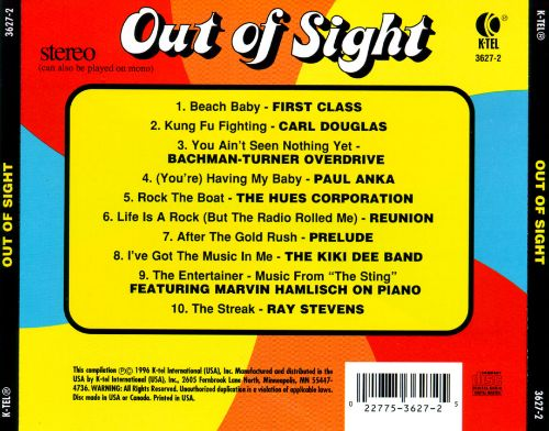 Out of Sight [1975]