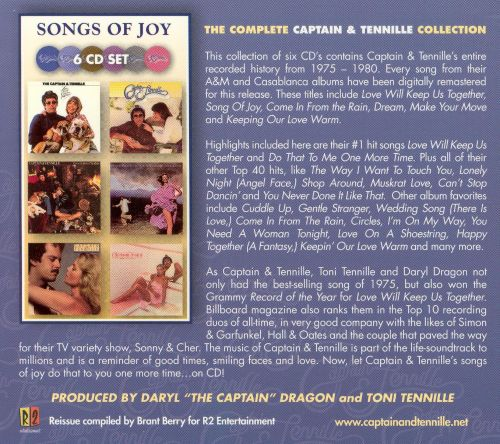 Songs of Joy: The Complete C&T Collection