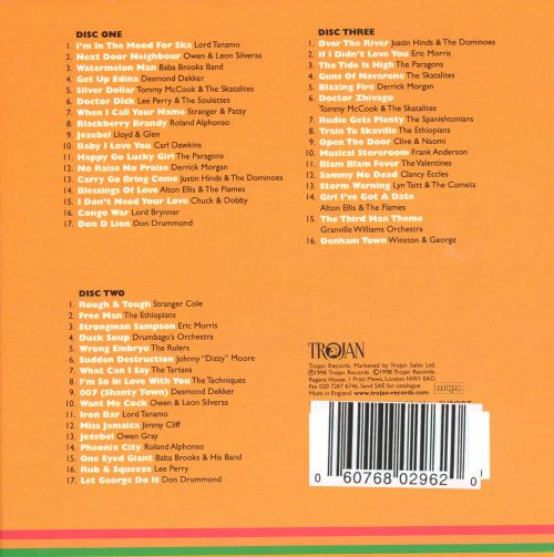 Trojan Box Set: Ska