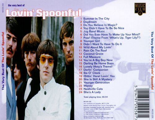 The Very Best of the Lovin' Spoonful [Music Club]