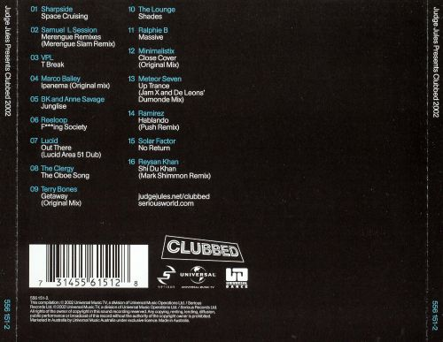 Clubbed 2002