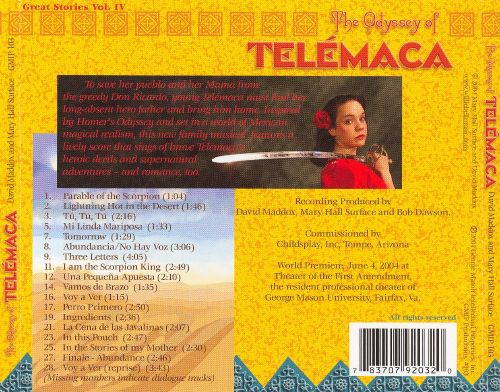 Odyssey of Telemaca