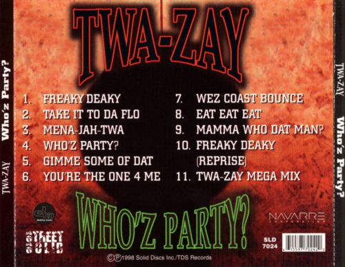 Who'z Party