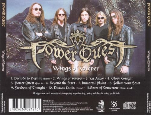 Wings of Forever