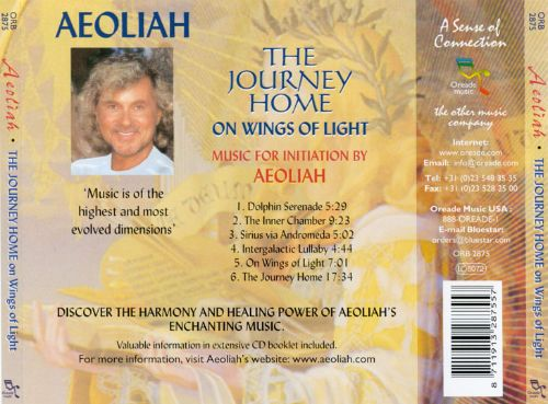 Journey Home: On Wings of Light
