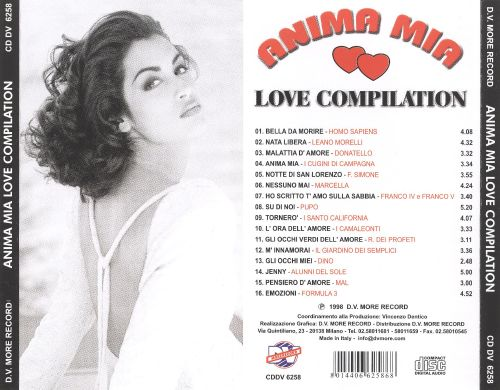Anima Mia: Love Compilation