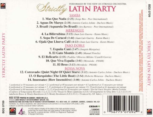 Strictly Latin Party