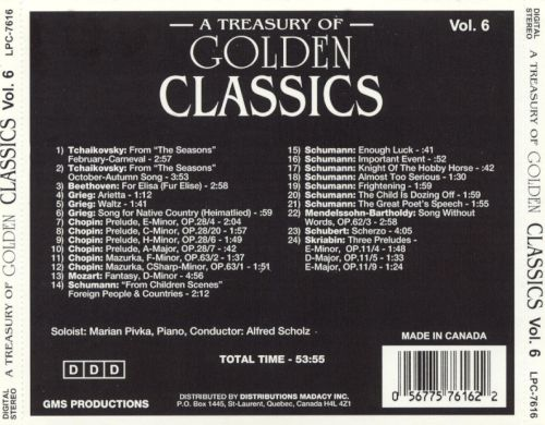 Treasury of Golden Classics Vol.6