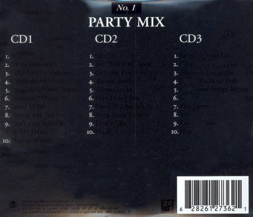 Best of Party Mix [Madacy]