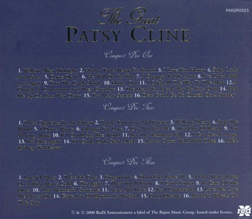 The Great Patsy Cline