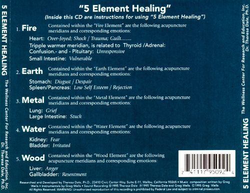 Five-Element Healing Music