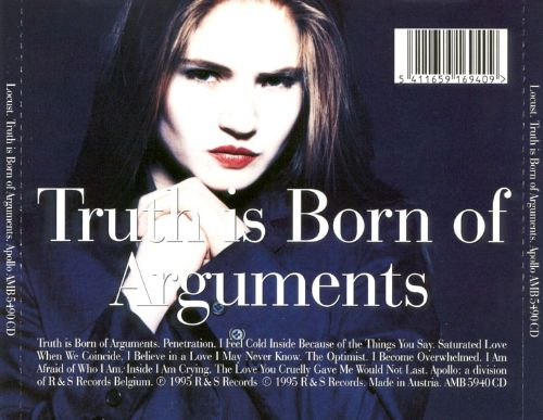 Truth Is Born of Arguments