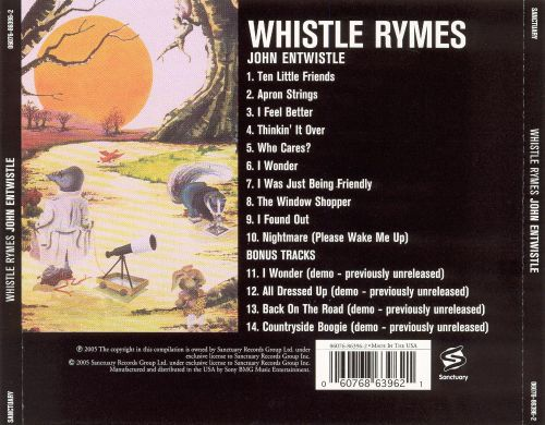 Whistle Rymes