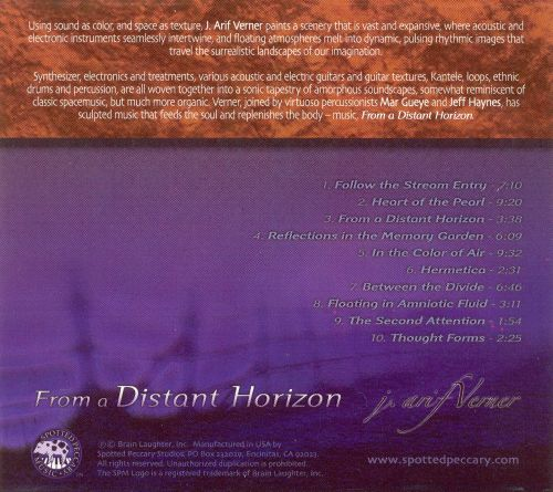 From a Distant Horizon