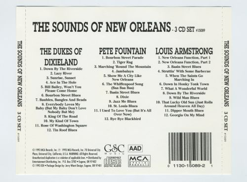 The Sounds of New Orleans [MCA]