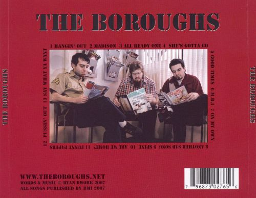 The Boroughs