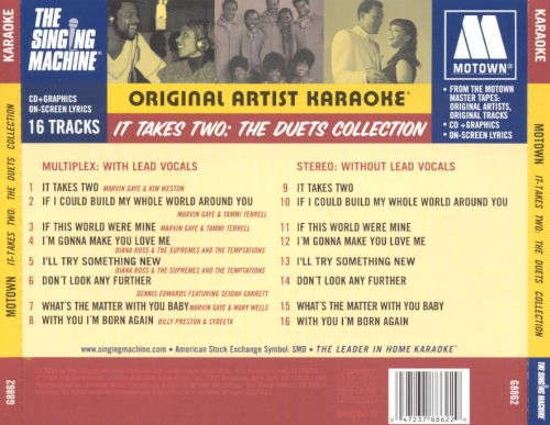 It Takes Two - The Duets Collection