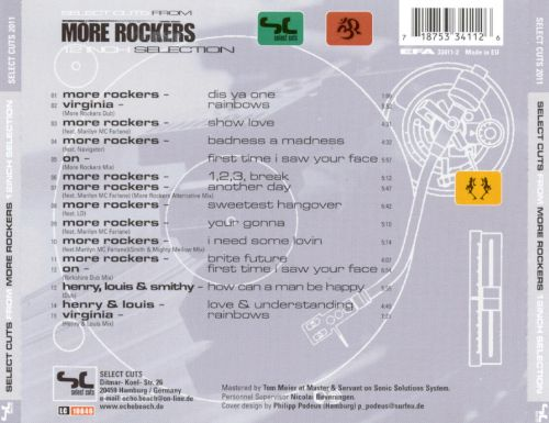 Select Cuts From More Rockers