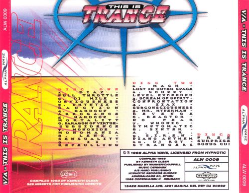 This Is Trance [Alpha Wave]