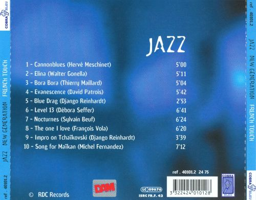 Jazz New Generation: French Touch