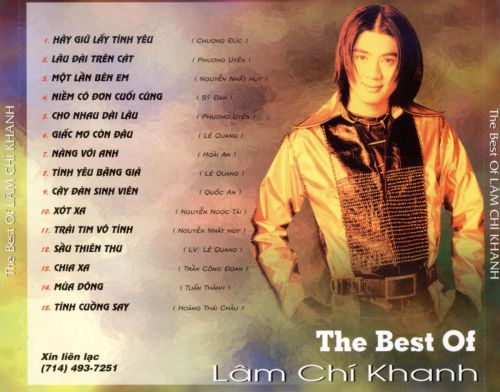 The Best of Lam Chi Khanh