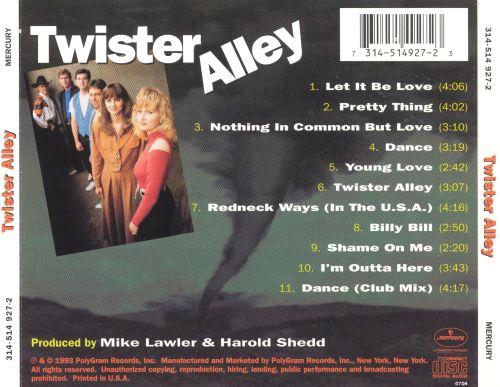 Twister Alley