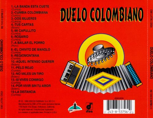 Duelo Colombiano