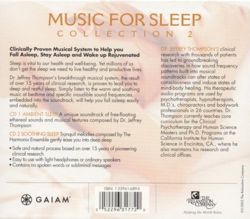 Music for Sleep Collection, Vol.  2