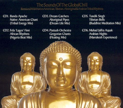 Spirit of Global Chill Out: Spunds of Global Chill