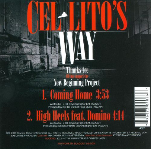 Cel-lito's Way