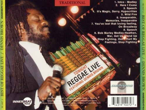 Best of Reggae Live