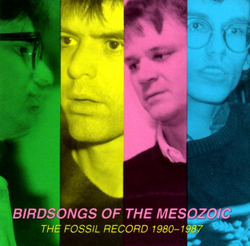 The Fossil Record, 1980-1987