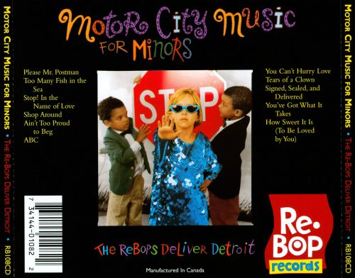 Motorcity Music for Minors