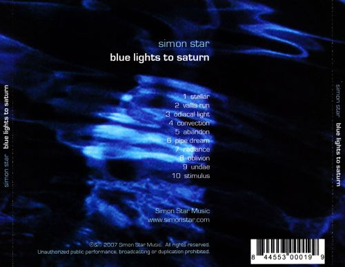 Blue Lights to Saturn