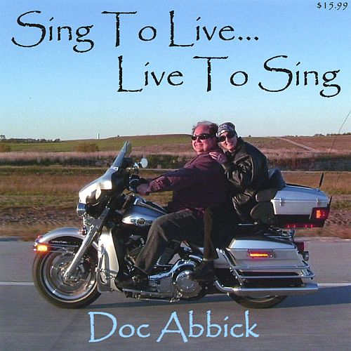Sing to Live...Live to Sing