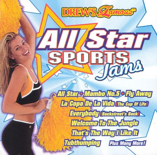All Star Sports Jams [Turn Up The Music]