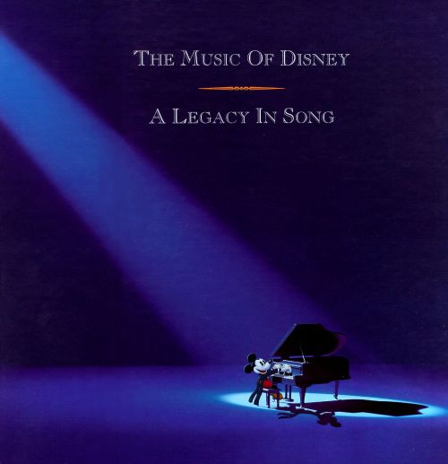 The Music of Disney: A Legacy in Song
