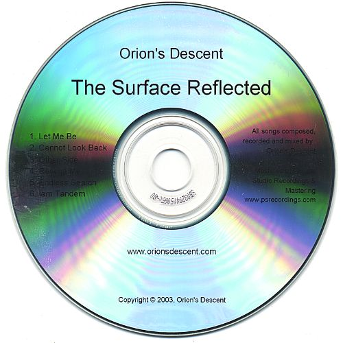 The Surface Reflected