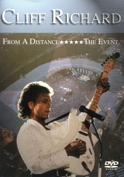 From a Distance: The Event [DVD] - Cliff Richard | Songs, Reviews ...