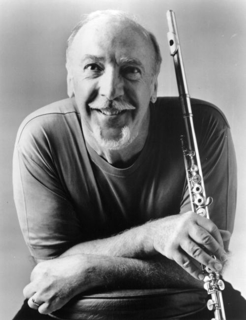 Image result for herbie mann photo courtesy of Clifford Carter