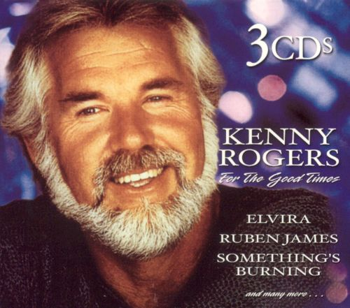 Kenny Rogers [Platinum Disc]