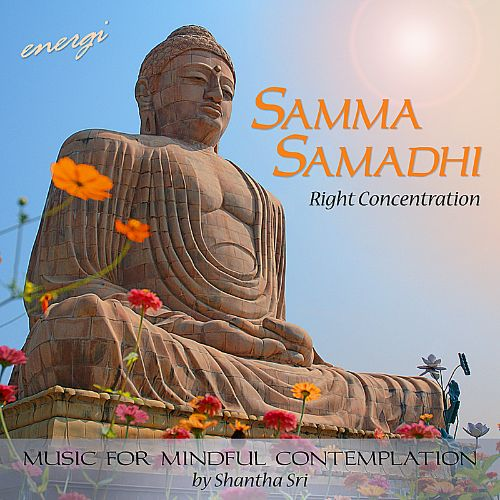 Samma Samadhi: Right Concentration.