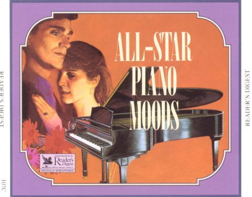 Reader's Digest: All-Star Piano Moods