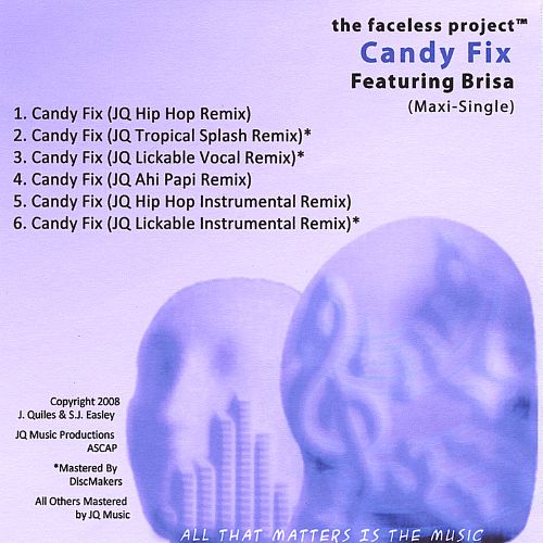 Candy Fix The Faceless Project Songs Reviews Credits Allmusic