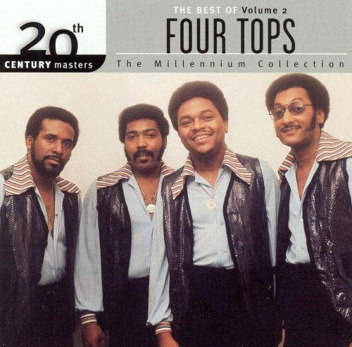 20th Century Masters - The Millennium Collection: The Best of the Four Tops, Vol. 2