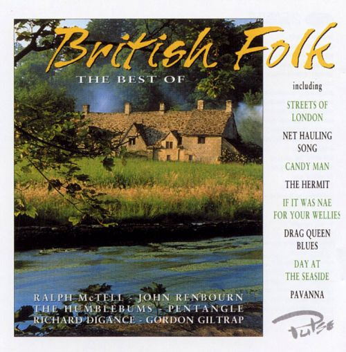 The Best of British Folk [St. Clair]