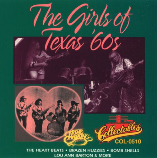 The Girls of Texas '60s