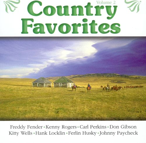Country Favorites, Vol. 2